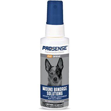 ProSense 4 oz Plus Wound Bandage Solutions Antiseptic Spray