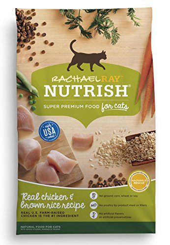 Rachel Ray Nutrish Natural Dry Cat Food