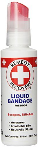 Remedy + Recovery Liquid Bandage for Dogs