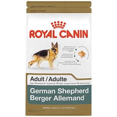 Breed Health Nutrition German Shepherd Adult Dry Dog Food by Royal Canin