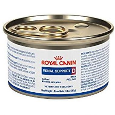 Royal Canin Veterinary Diet Renal Support D Canned Cat Food