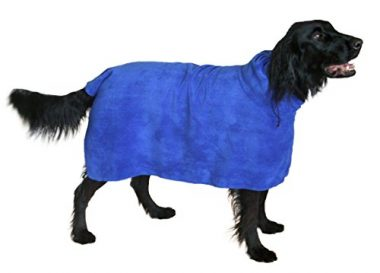 The Snuggly Dog Easy Wear Dog Towel