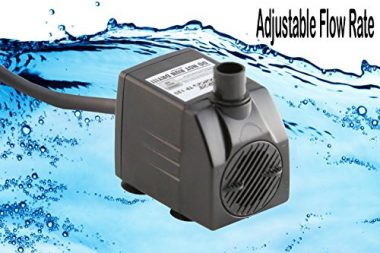 Tiger Pumps 120GPH Submersible Water Pump