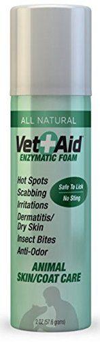 Vet Aid Sea Salt Wound Care Foam