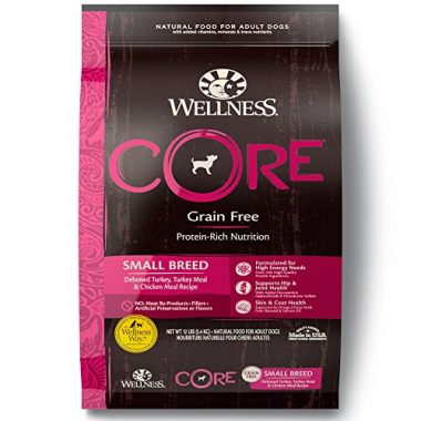 Wellness Core Grain-free Small Breed Dry Dog Food
