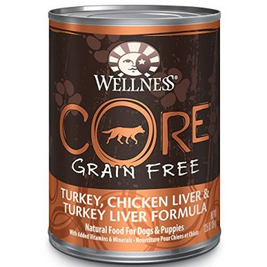Turkey Liver Formula Natural Grain Free Canned Dog Food