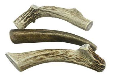 WhiteTail Naturals Brand -3 Pack- Deer Antler