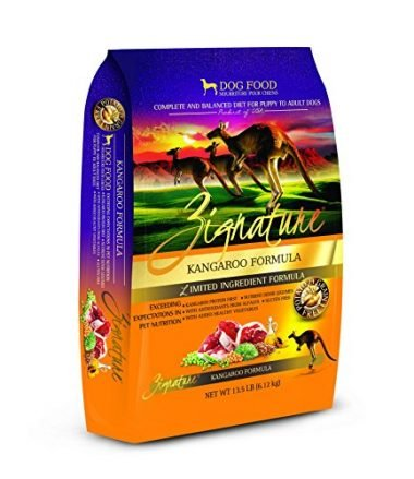 Limited Ingredient Kangaroo Formula Dry Dog Food