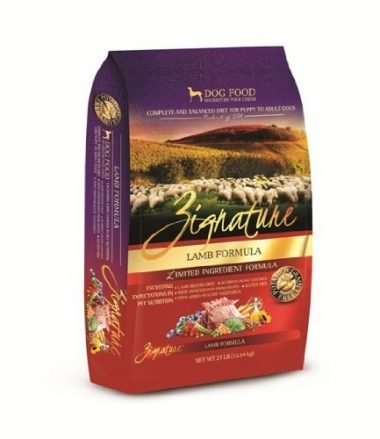Limited Ingredient Lamb Formula Dry Dog Food