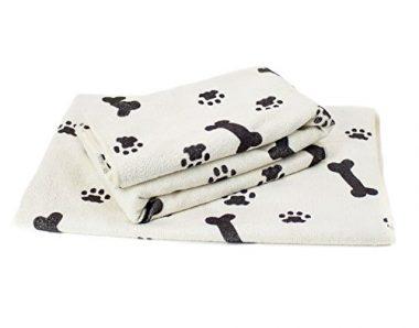 Zwipes Large Microfiber Pet Towels 2-Pack