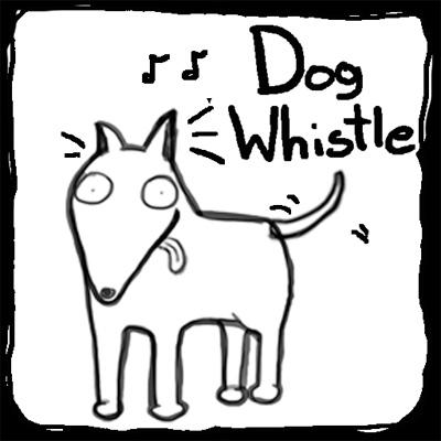 Dog Whistle Animated