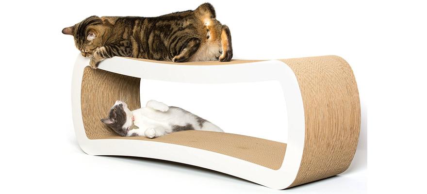 feline scratching pad