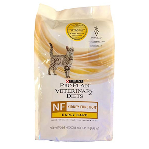 Purina Veterinary Diets Cat Food NF