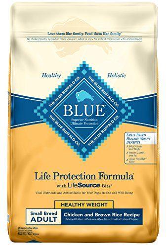 Blue Buffalo Natural Adult Dry Dog Food