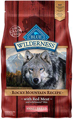 Blue Buffalo Wilderness Rocky Mountain Dry Dog Food