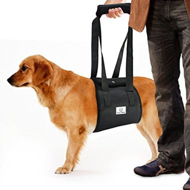 Fur E. Frenz Dog Lift Harness Sling ACL Brace