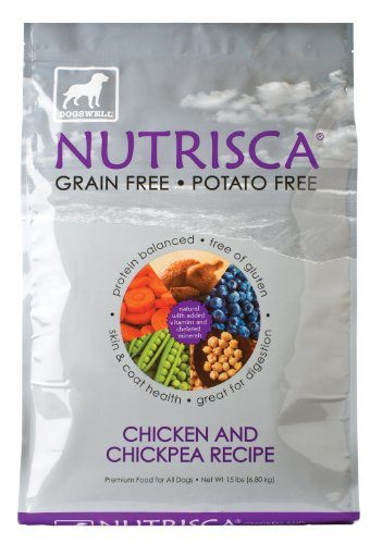 Nutrisca Grain Free Chicken Dry Dog Food