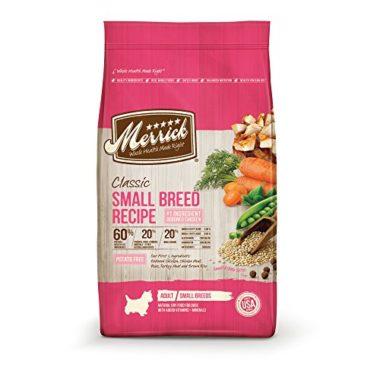 Merrick Classic Small Breed Recipe Dry Dog Food