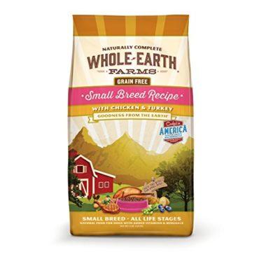 Merrick Whole Earth Farms Dry Dog Food