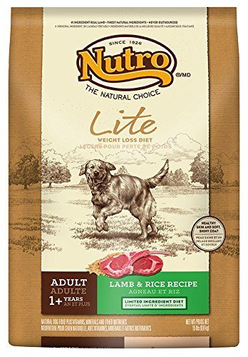 NUTRO Weight Loss Dry Dog Food