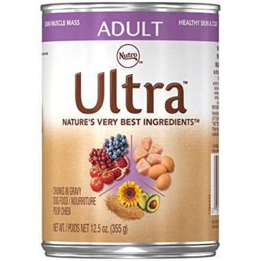 Nutro Ultra Adult Weight Management Wet Dog Food