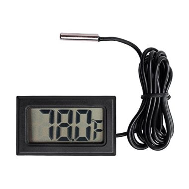Qooltek Digital LCD Thermometer