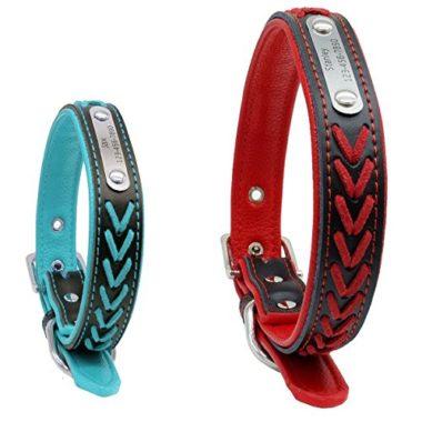 Vcalabashor Custom Leather Collar