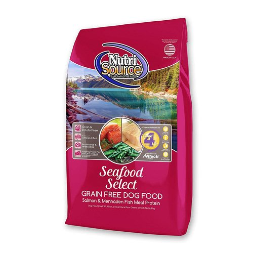 NutriSource Seafood Grain Free Dry Dog Food