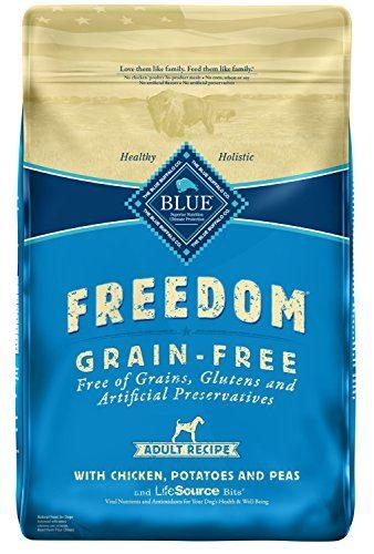 BLUE Freedom Grain Free Dry Dog Food