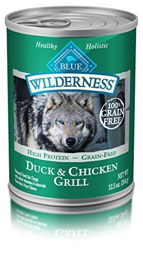 Blue Buffalo Wilderness High Protein Wet Dog Food