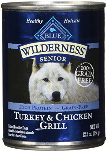 Blue Buffalo Wilderness High Protein Wet Dog Food