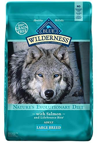 Blue Buffalo Wilderness Nature's Evolutionary Salmon Diet