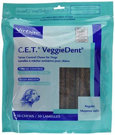 Vibrac C.E.T VeggieDent Dental Chews
