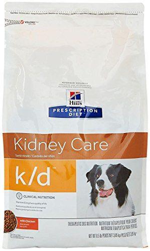 Hill's Prescription Diet K/D Renal Health Dog Food