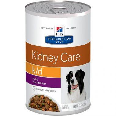 Hill's Prescription Diet K/D Beef & Vegetable Stew