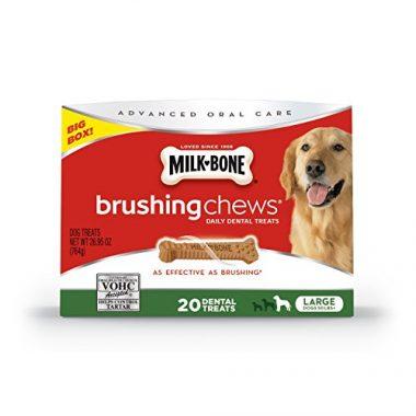 Milk Bone Brushing Chews Daily Dental Dog Treats