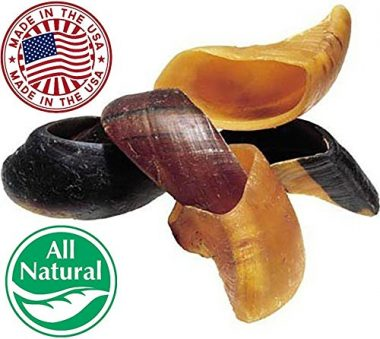 PawStruck Natural Cow Hooves for Dogs