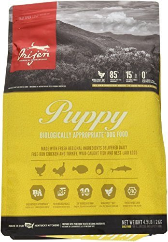 Orijen Puppy Biologically Appropriate Dry Dog Food
