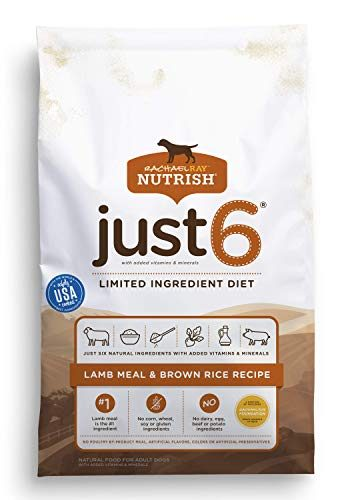 Rachael Ray Nutrish Just 6 Limited Ingredient Dry Dog Food