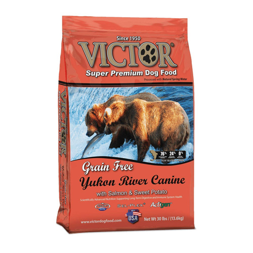 VICTOR Super Premium Grain Free Dry Dog Food
