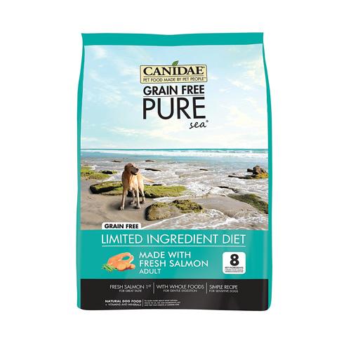 CANIDAE PURE Sea Diet Fresh Salmon Dry Dog Food