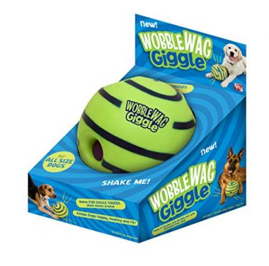 Wobble Wag Giggle Ball Dog Toy by Allstar Innovations