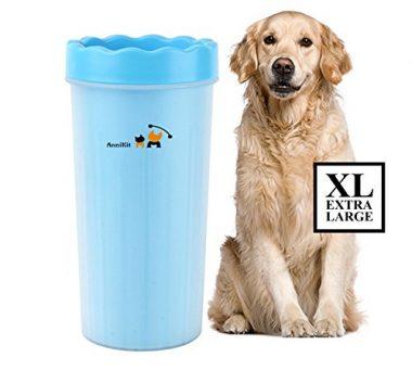 AnniKit Portable Dog Paw Cleaner