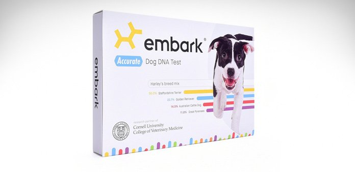 embark dog dna test