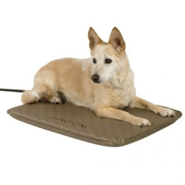 K&H Pet Products Outdoor Heated Bed & Cover