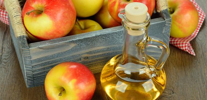 apple cider vinagre