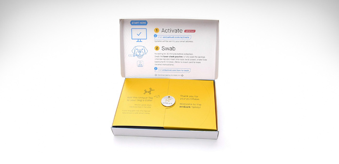 breed identification dna test kit