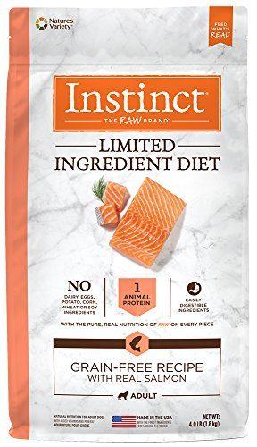 Nature'S Variety Instinct Natural Dry Dog Food