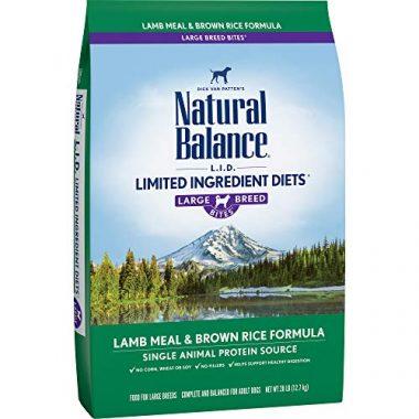 Natural Balance Dry Dog Food