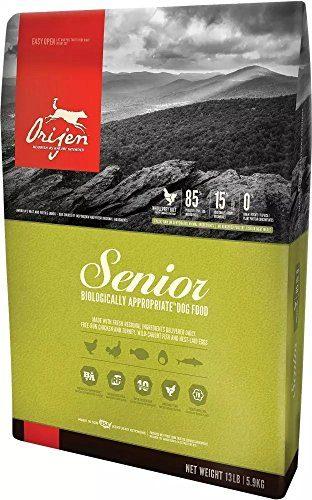 Orijen Senior Dry Dog Food
